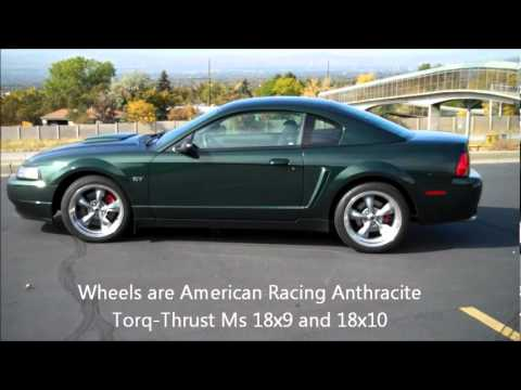 2001 Mustang Bullitt Walk Around Before And After New