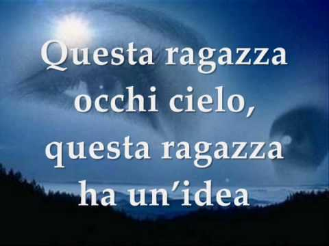 Клип Loredana - Ragazza Occhi Cielo