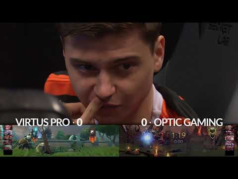 Optic Gaming vs VP (BO1) - The Bucharest Major Swiss Group Stage R1
