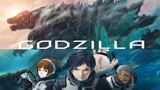 Godzilla: Planet of the Monsters Anime Movie Review - The First Godzilla Anime Movie!