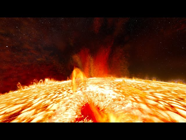 Seeing Inside the Sun - 4K