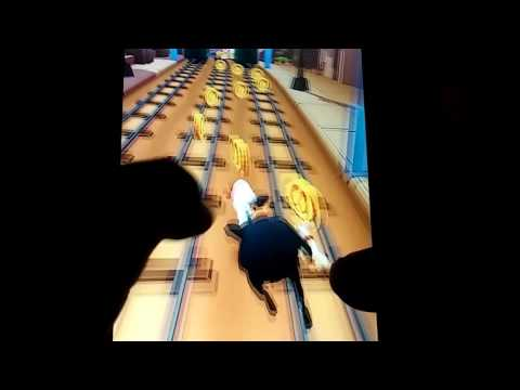 Am play subway Escape 😱