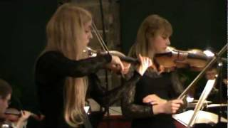Johann Sebastian Bach: Concerto for Two Violins in D minor - Largo ma non tanto, Allegro