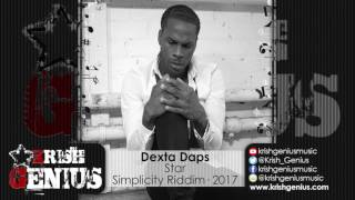 Dexta Daps - Star (Raw) Simplicity Riddim - February 2017