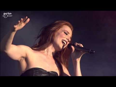 Epica - Unchain Utopia live at Hellfest (2015)