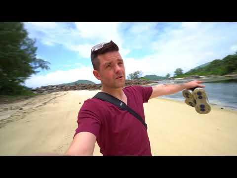 Holiday in Seychelles December 2017[4k]