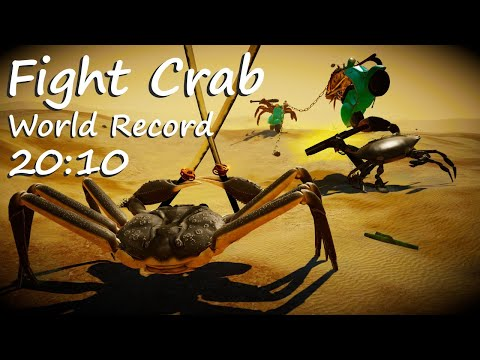 FIGHT CRAB All