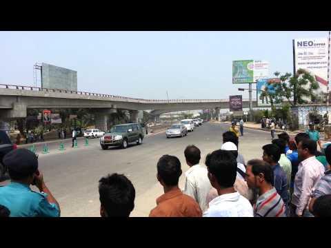 Bangladesh Presidents last jurny
