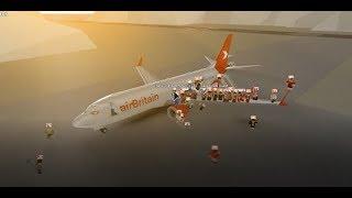 AirBritain 737MAX Flight | Roblox