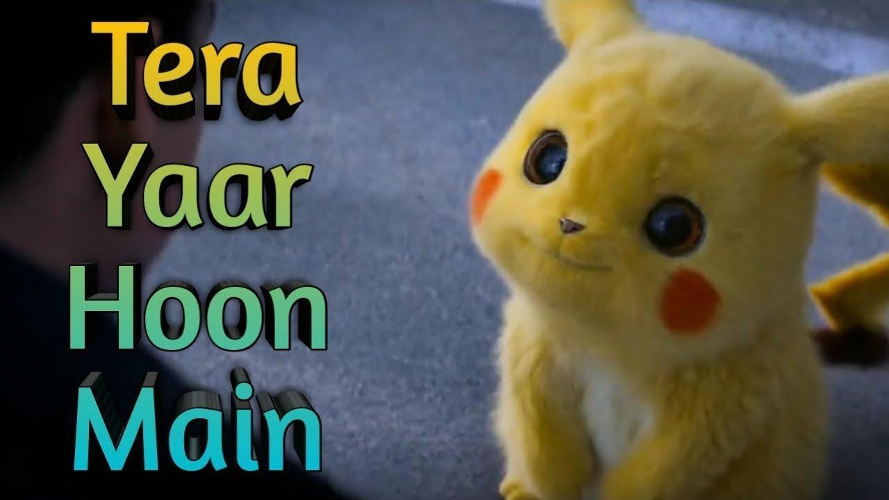 Download Tera Yaar Hoon Mein   Ash & Pikachu Friendship   SB Toons