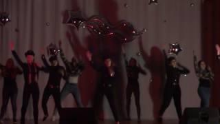 42.Танцевальный коллектив факультета клинической психологии-Копы