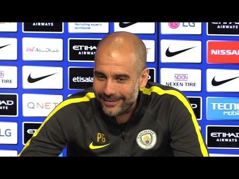 Pep Guardiola Full Pre-Match Press Conference - Watford v Manchester City