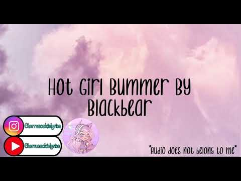 Hot Girl Bummer By Blackbear || 1 hour loop || Cherrucookielyrics