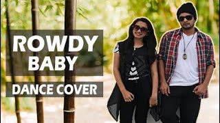 Rowdy Baby Dance Choreography | Maari 2 | Cover by Mh. Akash