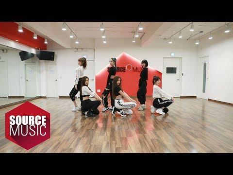 여자친구 GFRIEND - 열대야 (Fever) Dance Practice Ver.