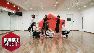 Gambar cover 여자친구 GFRIEND 열대야 Fever Dance Practice ver