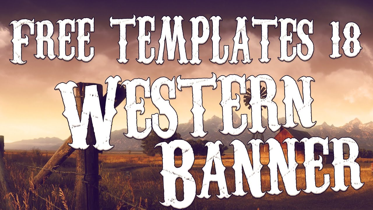 Exceptional image for free printable western templates