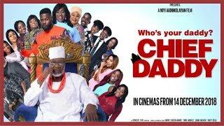 CHIEF DADDY   NIGERIAN MOVIE REVIEW   EBONYLIFE FILMS   VLOGMAS #4
