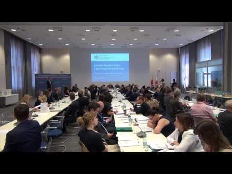Posiedzenie plenarne KWRiST, 25 maja 2016 roku, Warszawa