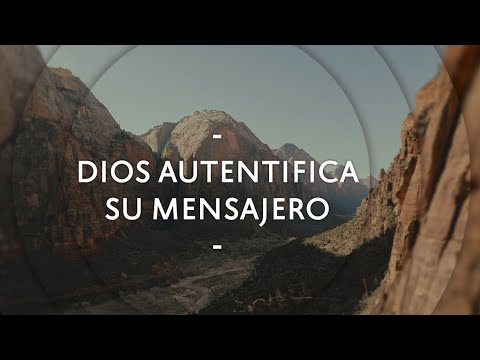 Dios autentifica a su mensajero - Pastor Miguel Núñez