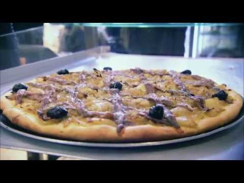 Pissaladiere - French Pizza
