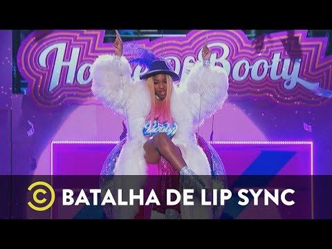 "LipSync Battle - Fifth Harmony - Dinah Jane - ""Bootylicious"""