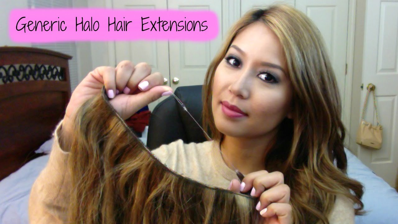 Halo Hair Extensions Youtube