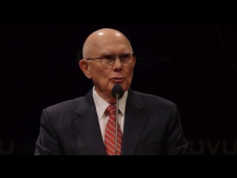 Elder Dallin H. Oaks: Resolve Differences With Mutual Understanding