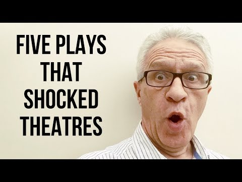 5 Plays That Shocked British Theatre