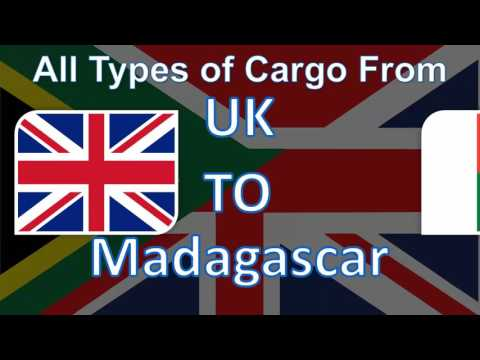 The Most Effective, Fast and Cheapest Shipping Services to Madagascar by Cargo to Africa