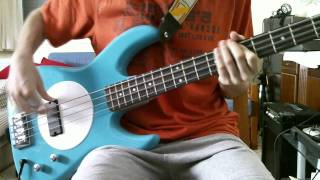 Ni Fu Ni Fa - Ska-P |Bass Cover|