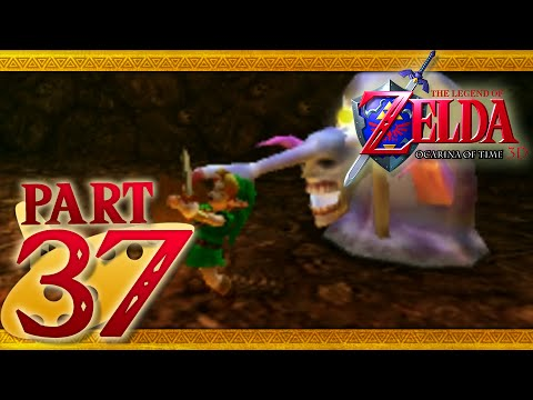 The Legend of Zelda: Ocarina of Time 3D - Part 37 - Bottom of the Well