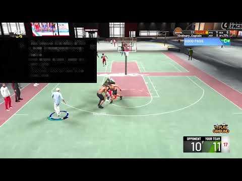 NBA 2K20 | Playground