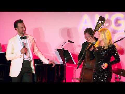 Cheyenne Jackson and Megan Hilty Performance  2018 Angel Awards