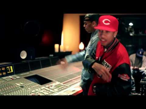 Tyga - I'm So Raw (Starring Chris Brown) (Official HD Video) With Lyrics