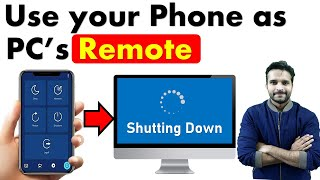 Use your phone as PC's Remote | in Hindi screenshot 2