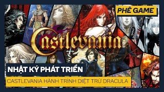 Castlevania History & Development | History of the Gaming Industry | Phê Game