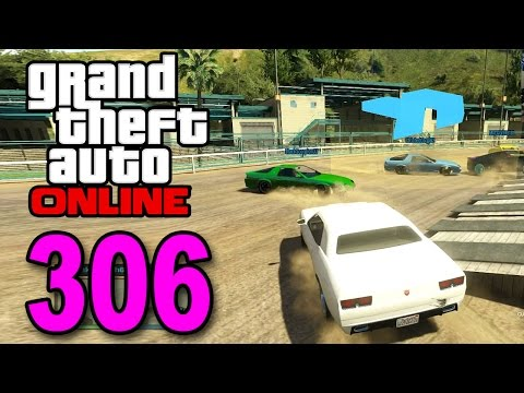 Grand Theft Auto 5 Multiplayer - Part 306 - Back in Action!