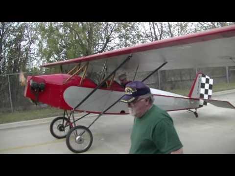 Pietenpol test flight.