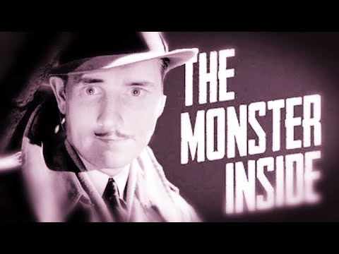 DETECTIVE BAZ IS ON THE CASE!! | The Monster Inside (Audio-Visual Novel)