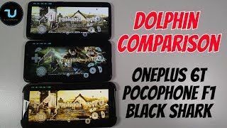 Pocophone F1 vs OnePlus 6T vs Black Shark Dolphin Comparison/Gaming/Snapdragon 845 Test