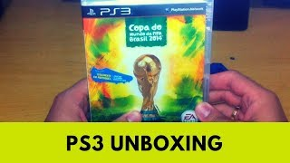 Video Copa do Mundo da FIFA Brasil 2014 - PS3 Unboxing download MP3, 3GP, MP4, WEBM, AVI, FLV November 2017