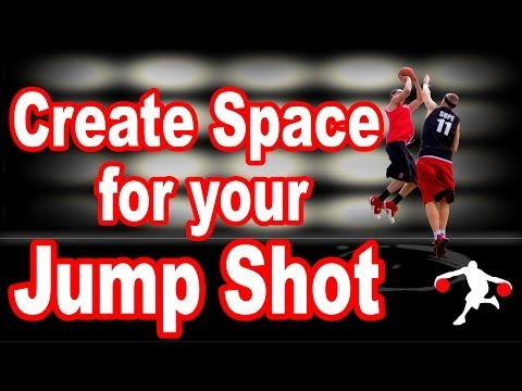How to Create Space for your Jump Shot -...
