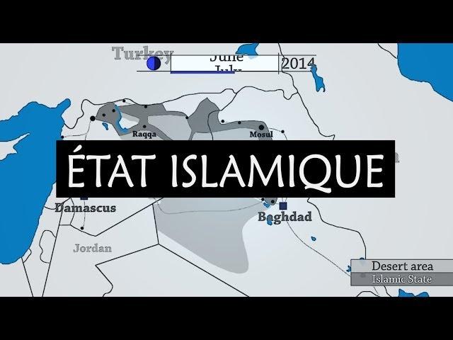 État Islamique - Résumé de la guerre contre Daech