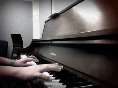 Christmas Sarajevo - piano cover (re-done)