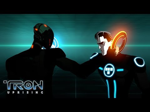 TRON: Uprising | Beck's Beginning Pt. 5 | Disney XD