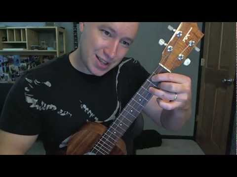 Some Nights- Ukulele Lesson- Fun.  (Todd Downing)