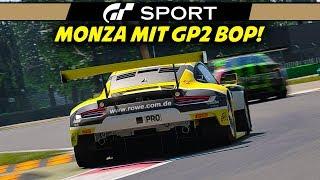 GP2 BOP! GP2! | Gran Turismo Sport | Porsche 911 RSR @ Monza Circuit | Let's Play GT Sport