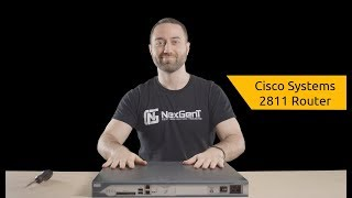 On the Inside - Cisco 2811 Router