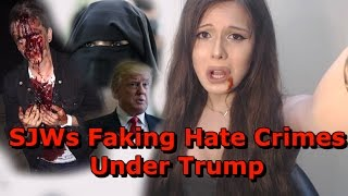 sjws-faking-hate-crimes-under-trump